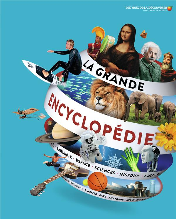 LA GRANDE ENCYCLOPEDIE